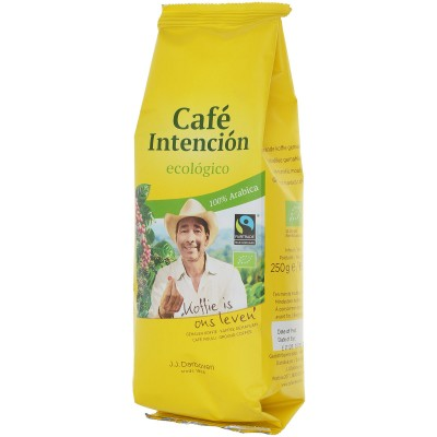 Кофе молотый Caffe Intencion Ecologico 250 г