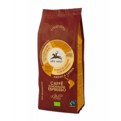 Молотый кофе Alce Nero Espresso 250 гр
