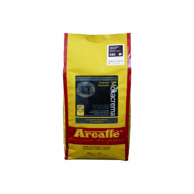 Кофе в зернах Arcaffe Mokacrema 1 кг.
