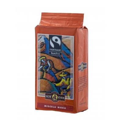Молотый кофе Caffe New York Fairtrade 250 г