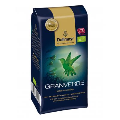 Кофе в зернах Dallmayr Granverde 250 г
