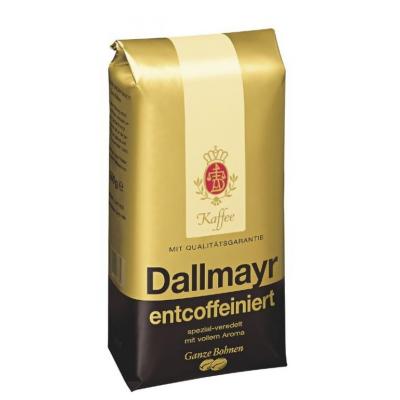 Кофе в зернах Dallmayr Prodomo Entcoffeiniert без кофеина 500 гр