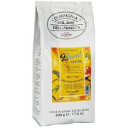 Кофе в зернах Compagnia Dell Arabica Brasil Santos, арабика, 500 гр