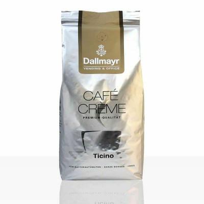 Кофе в зернах Dallmayr Cafe Crema Ticino 1 кг