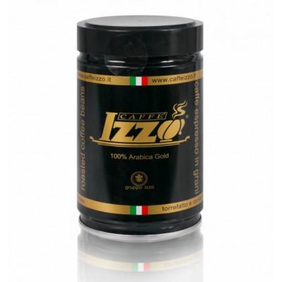 Кофе в зернах Izzo Arabica Gold 250 г