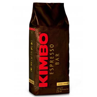 Кофе в зернах Kimbo Unique 1 кг