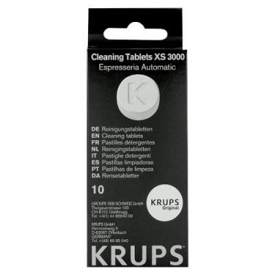 Таблетки для удаления масляного налета Krups XS3000