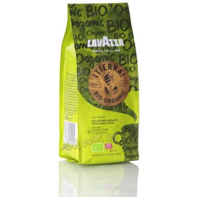 Кофе в зернах Lavazza Tierra Bio Organic 500 гр