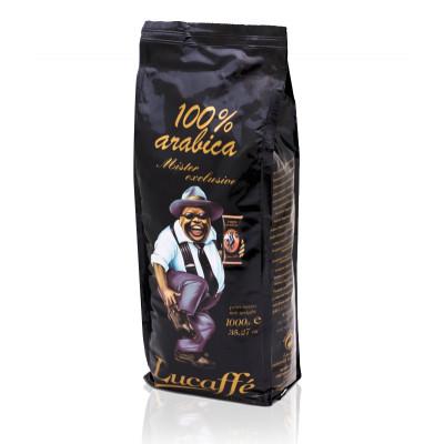 Кофе в зернах Lucaffe Mr. Exclusive 100% Arabica 1 кг