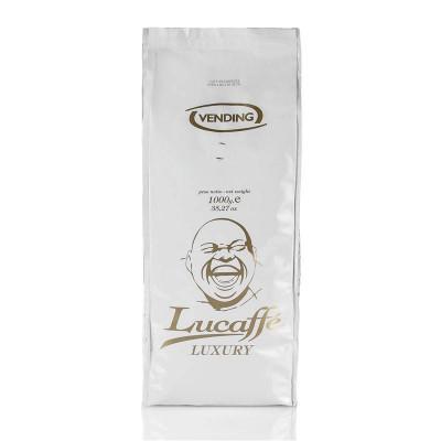 Кофе в зернах Lucaffe Luxury Vending 1 кг 100% Арабика