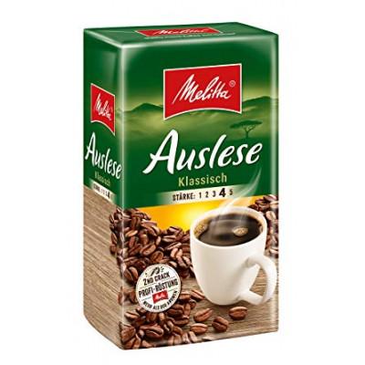 Кофе молотый Melitta Auslese Klassisch 500 г