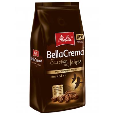Кофе в зернах Melitta BellaCrema Selection des Jahres 1 кг
