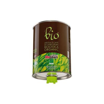 Кофе в зернах Molinari BIO ORGANIC 3 кг