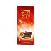 Шоколад черный Moser Roth Amandes Mozart, 168 гр