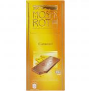 Шоколад белый Moser Roth Caramel, 125 гр