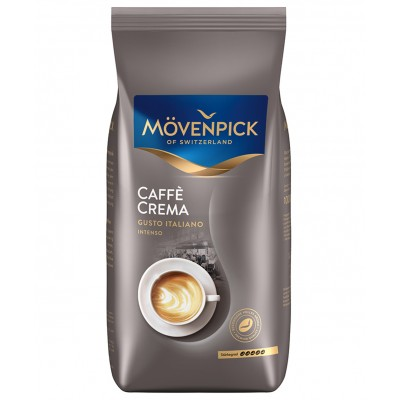 Кофе в зернах Movenpick Crema Gusto Italiano 1 кг
