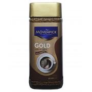 Movenpick Gold Original растворимый кофе в стекле 100 гр