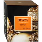 Чай Newby Ceylon черный листовой 100 г