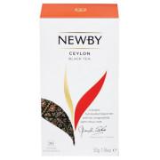 Черный чай Newby Ceylon 25 пакетиков 50 г