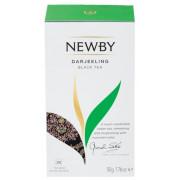 Черный чай Newby Darjeeling 25 пакетиков 50 г