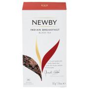 Черный чай Newby Indian Breakfast 25 пакетиков 50 г