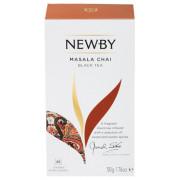 Черный чай Newby Masala Chai 25 пакетиков 50 г
