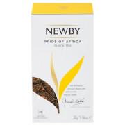Черный чай Newby Pride of Africa 25 пакетиков 50 г