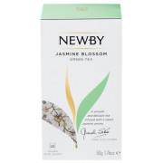 Зеленый чай Newby Jasmine Blossom 25 пакетиков 50 г