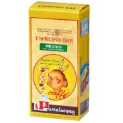 Кофе в зернах Passalacqua Mekico 1 кг элитная 100% Арабика
