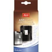 Очиститель от накипи Melitta ANTI CALC Espresso Machines  2*40 г