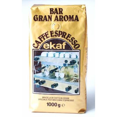 Кофе в зернах Ekaf (Cellini) Gran Aroma 1 кг, Италия