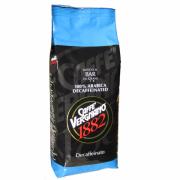 Кофе в зернах Vergnano Decaffeinato (Верньяно Декафито), 1 кг, Арабика 100%