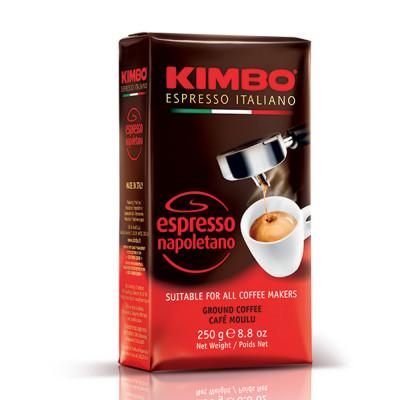 Кофе молотый Kimbo Espresso Napoletano 250 гр