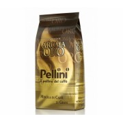 Кофе в зернах Pellini Aroma Oro Gusto Intenso, 1 кг (Пеллини Арома Оро Густо Интенсо)