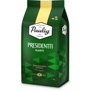 Кофе в зернах Paulig Presidentti Kahvi 1 кг