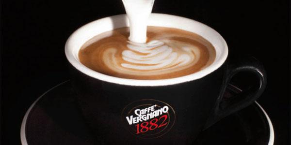 Купить кофе Caffe Vergnano в Москве