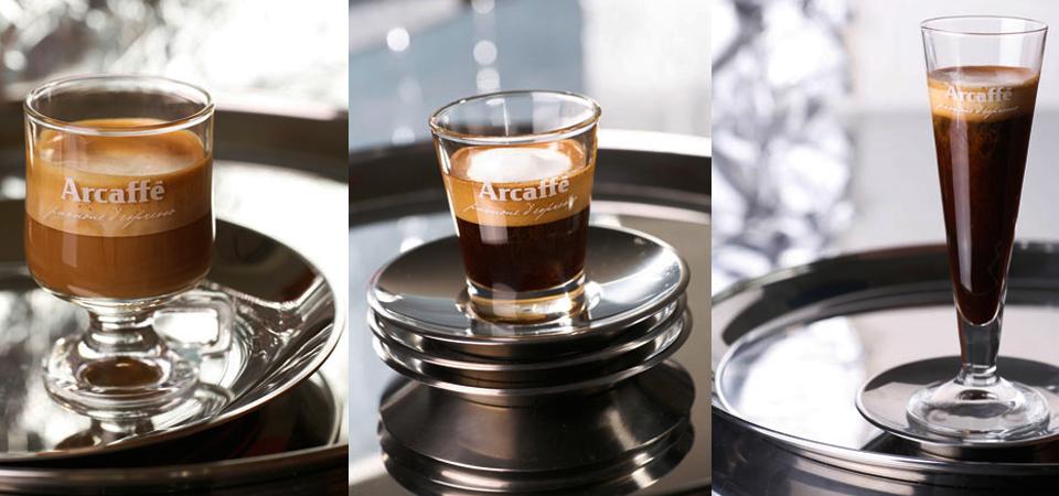 Купить кофе в зернах Arcaffe в Москве