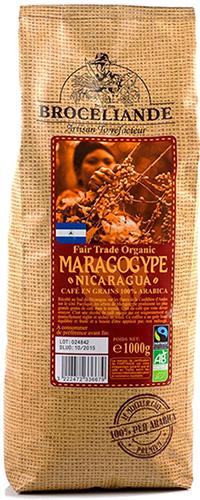 Кофе Броселианд Марагоджип Никарагуа