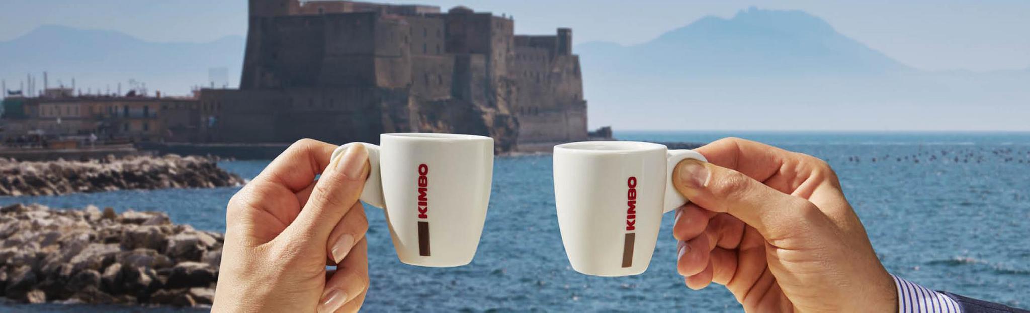 Купить кофе в зернах Kimbo в Москве