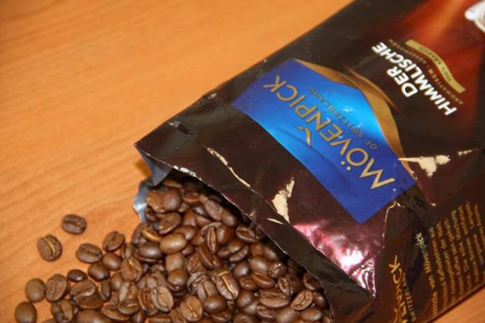 кофе Movenpick Der Himmlishce 500 грамм в Москве