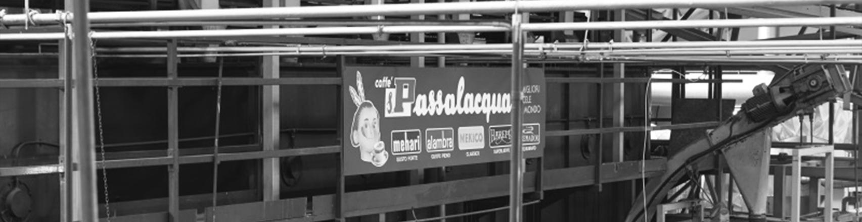 Купить кофе в зернах Passalacqua в Москве