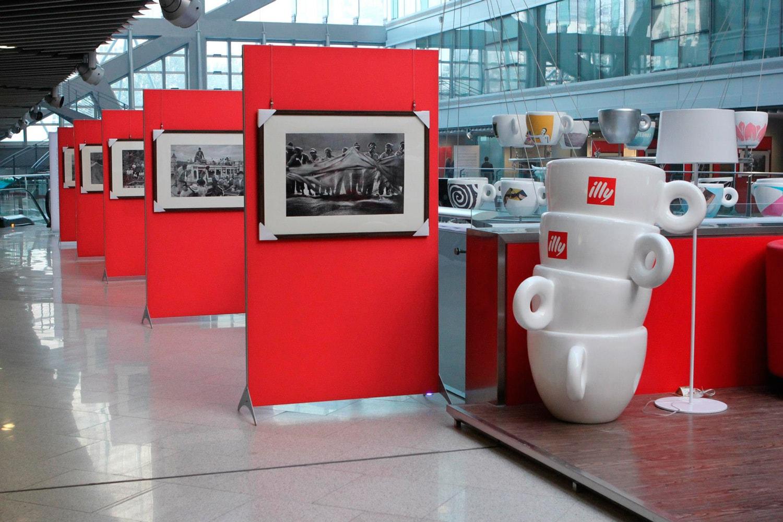 Купить кофе в зернах illy в Москве